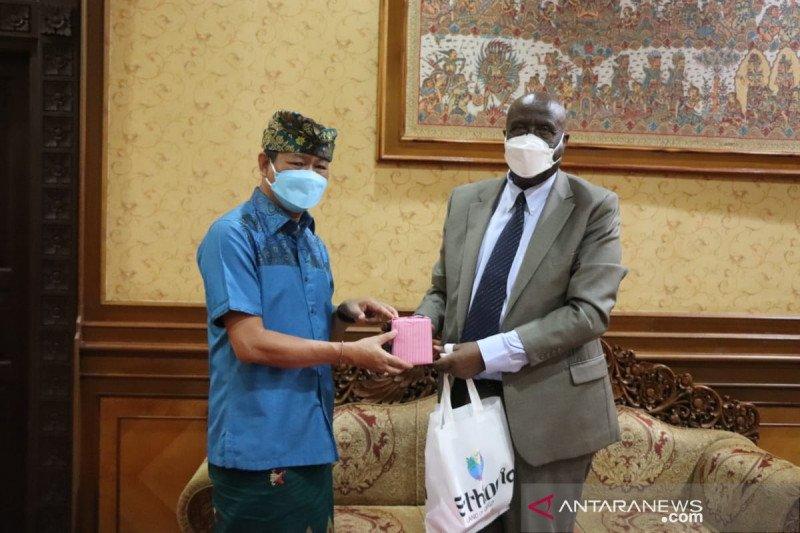 Duta Besar Ethiopia kunjungi Kabupaten Badung