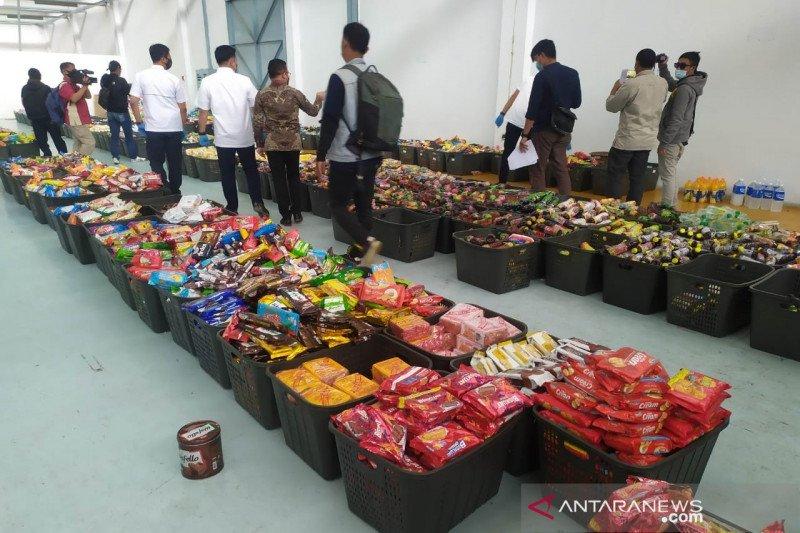 Polda Jabar ungkap peredaran makanan tak layak karena terendam banjir