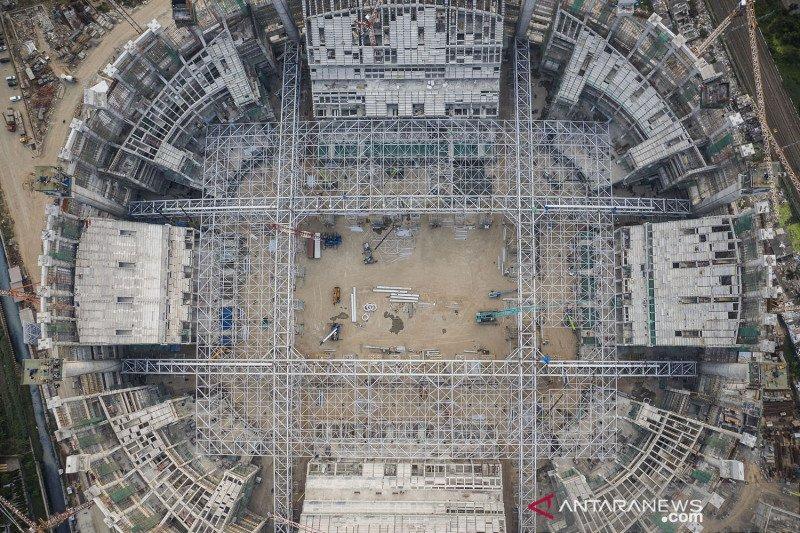 Pembangunan Jakarta International Stadium (JIS)