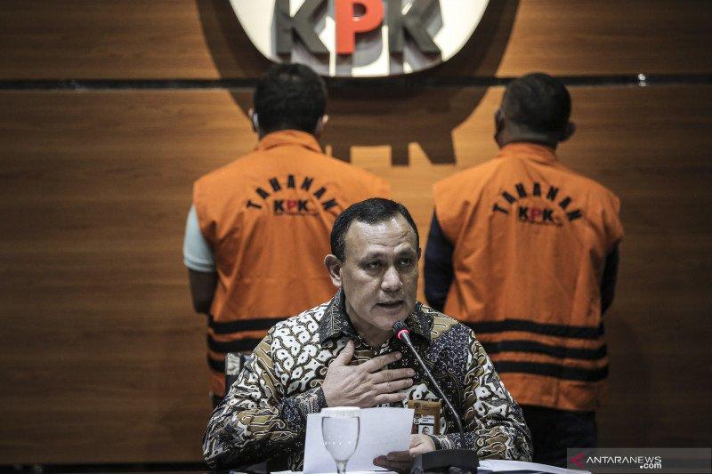 KPK sebut Azis Syamsuddin kenalkan penyidik ke Wali Kota Tanjungbalai