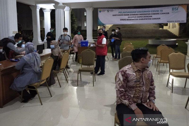 Ramadhan sampai Lebaran, stok vaksin di Cianjur-Jabar dipastikan cukup