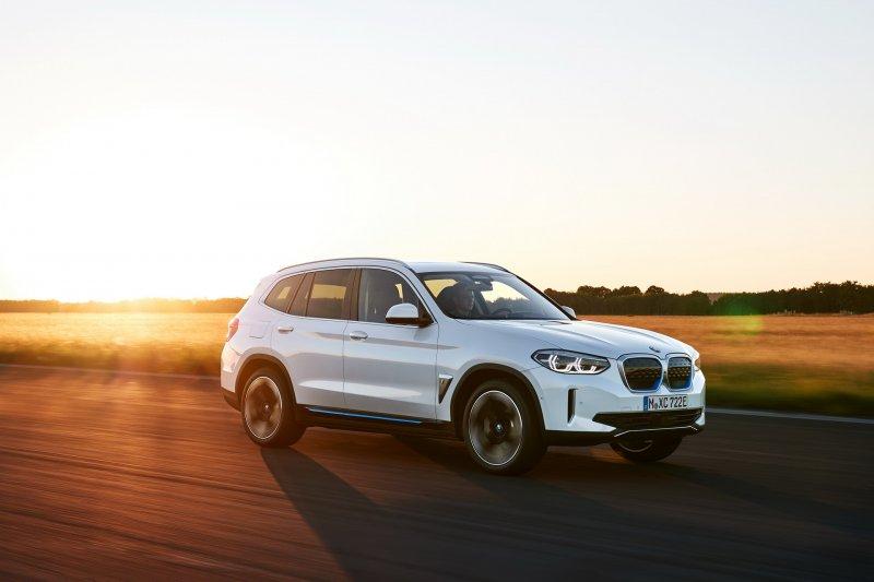 BMW iX3 2021 sudah bisa dipesan di Australia
