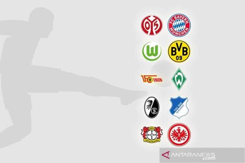Jadwal Liga Jerman: Bayern juara jika menang malam ini