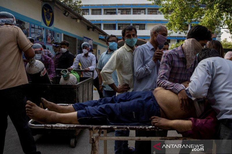 Tamil Nadu India umumkan penguncian saat kematian harian capai rekor