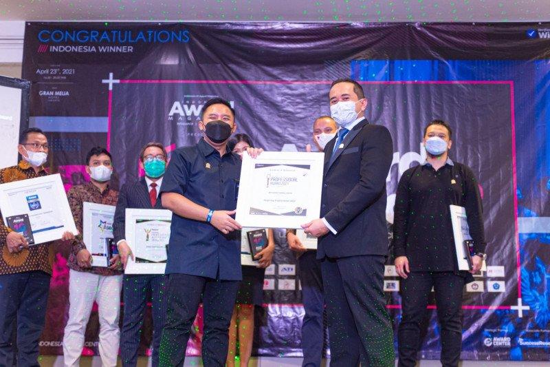 Dirut PT Jaklingko raih penghargaan Inspiring Professional Award 2021