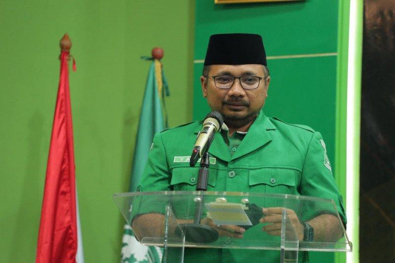 Menteri Yaqut: Pandemi kian perkuat transformasi dakwah GP Ansor