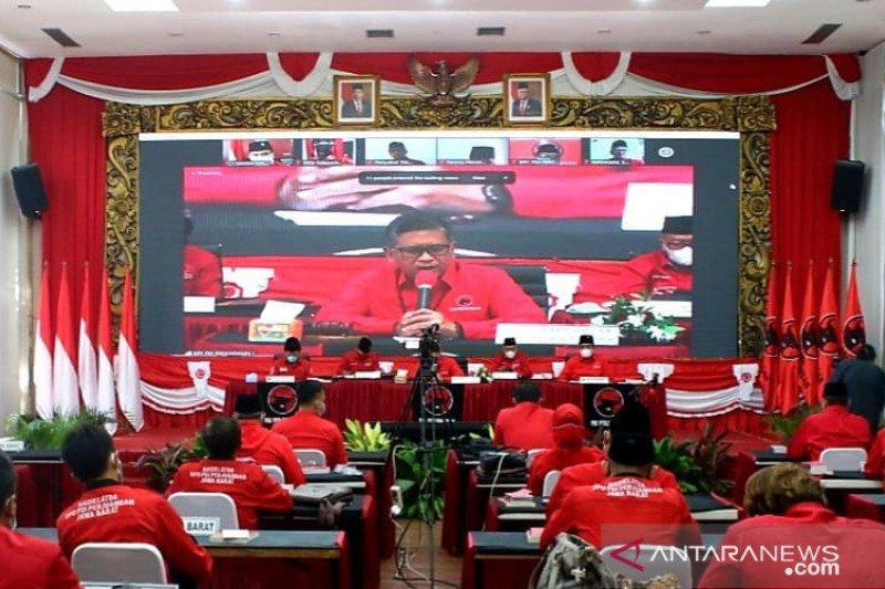 PDIP terus benahi kaderisasi partai