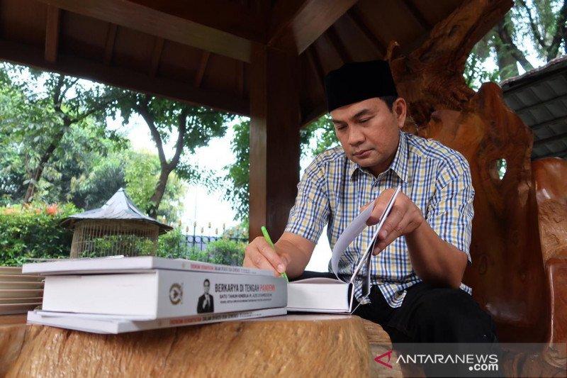 Siasat ibadah Ramadhan sehat saat pandemi ala Azis Syamsuddin
