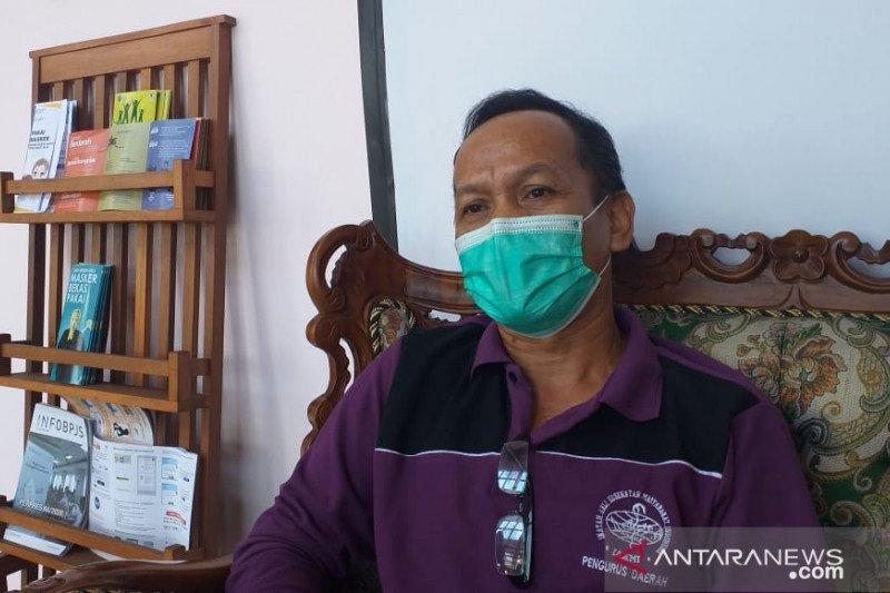 Dari 1.800 kasus, positif COVID-19 di Belitung-Babel tersisa 174 orang