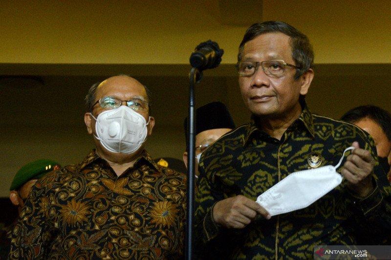 Sepekan, hoaks Presiden Jokowi pulang kampung hingga Tengku Zul wafat