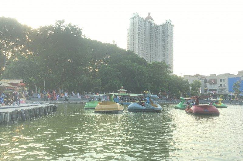 Danau Sunter 2 masih diminati warga Jakarta untuk ngabuburit