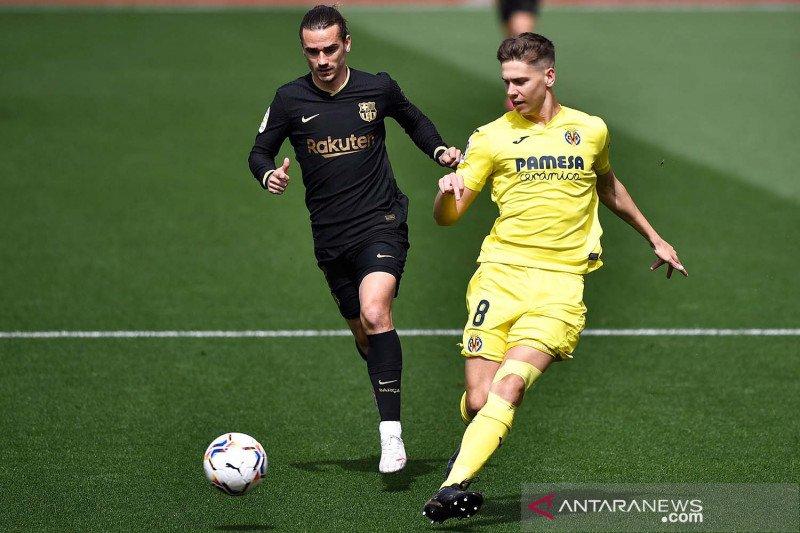 Liga Spanyol: Villarreal vs FC Barcelona
