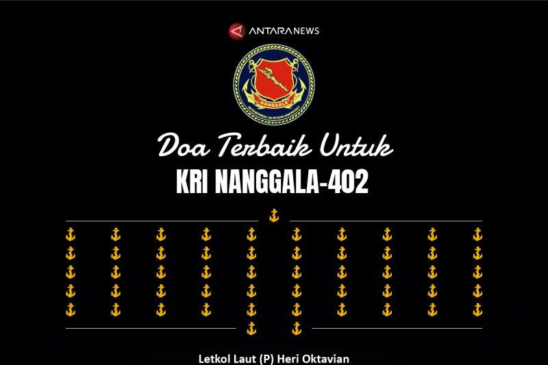 Doa terbaik untuk KRI Nanggala-402