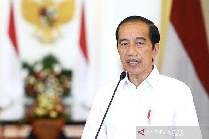 Presiden Jokowi akan lantik empat pejabat negara baru