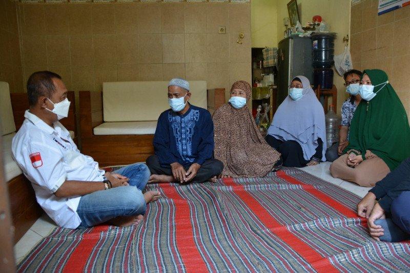 Wawali Surabaya semangati keluarga awak Kapal KRI Nanggala 402