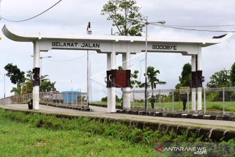 BPKLN Papua dorong bangun pagar sepanjang jalur non-formal perbatasan