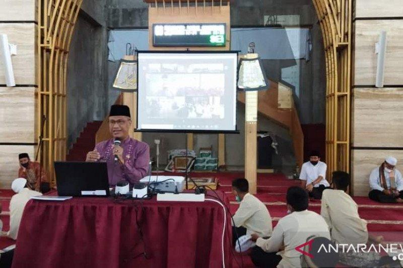 Pemkot Bukittinggi resmikan kegiatan pendidikan karakter