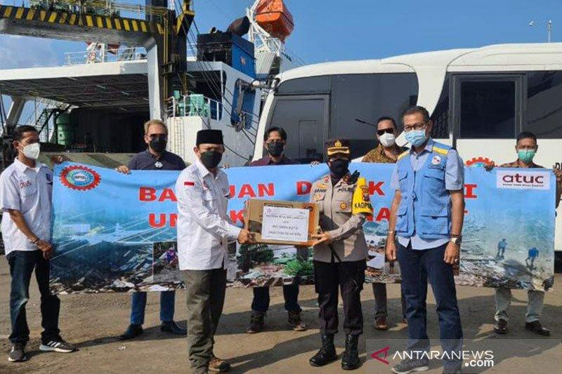 KSPSI distribusikan bantuan bagi korban bencana alam NTT