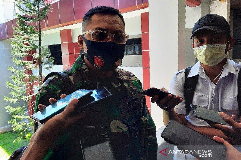 Kabinda Papua dimakamkan di TMP Kalibata Jakarta
