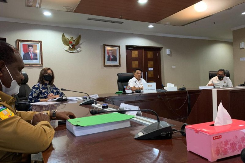Istana evaluasi situasi keamanan di Papua
