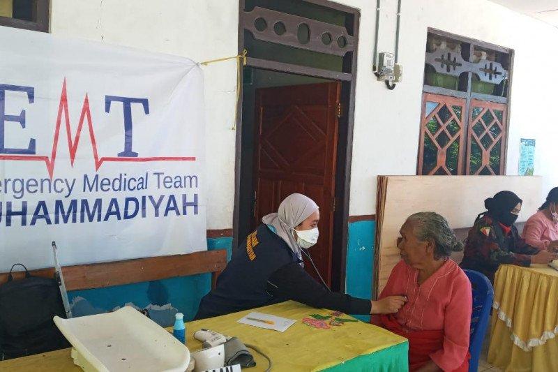 Tim Muhammadiyah akhiri tugas kemanusiaan di NTT