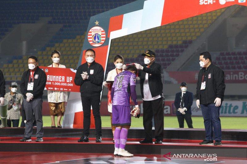 Menko PMK: Piala Menpora awal kebangkitan sepak bola nasional