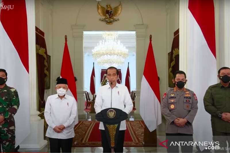 Presiden perintahkan Panglima TNI-Kapolri tangkap seluruh anggota KKB
