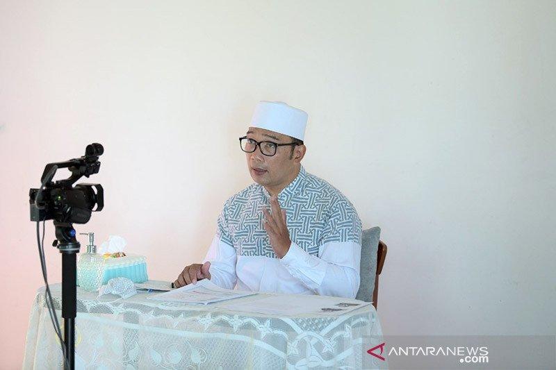 Ridwan Kamil: Perusak Graha Persib contoh orang berakhlak buruk