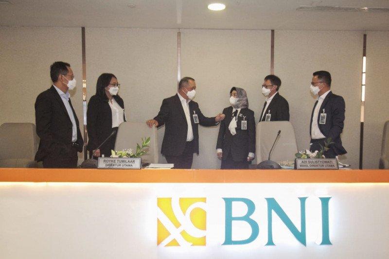 BNI catatkan pertumbuhan transaksi BNI Mobile 33,2 persen Maret 2021