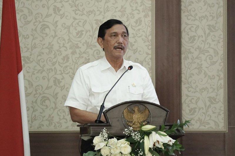 Menko Marves ingatkan Malang Raya tetap waspadai penyebaran COVID-19