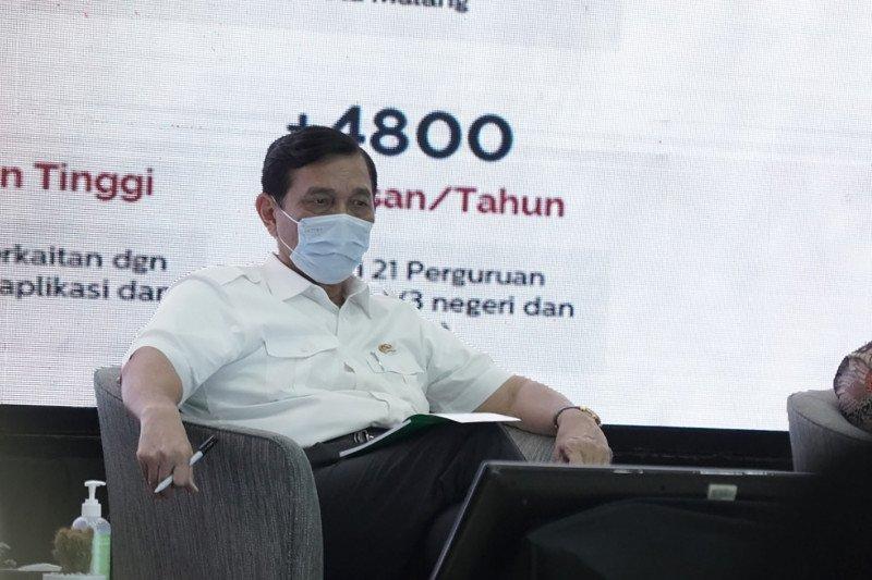 Menko Luhut siap fasilitasi potensi ekonomi Malang Raya