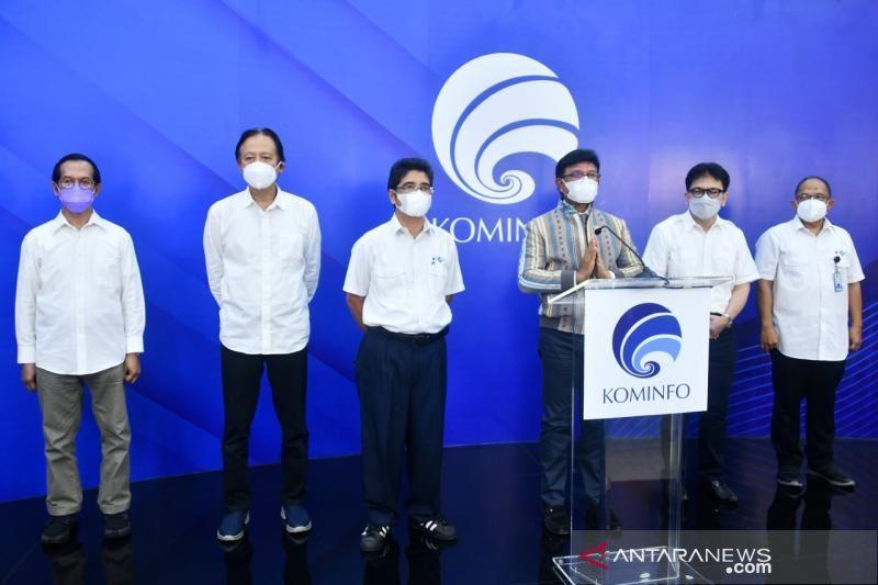 Kominfo: Pemenang seleksi multipeksing siapkan 50 persen slot LPS