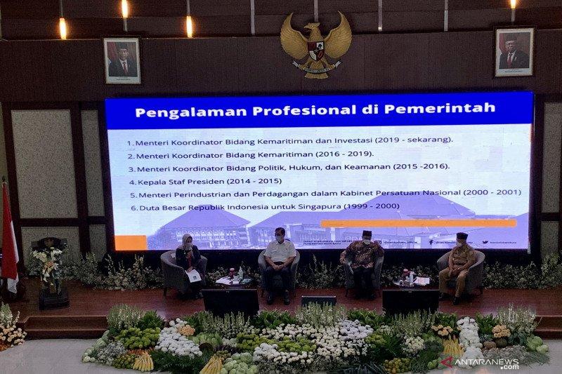 Malang Raya paparkan potensi daerah ke Menko Kemaritiman dan Investasi