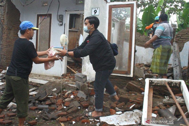 BI Malang salurkan bantuan untuk korban gempa