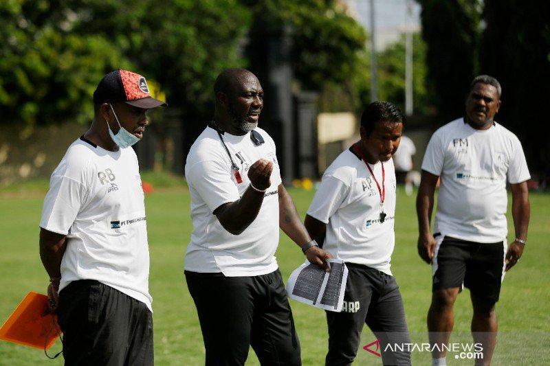 Persipura fokus hadapi playoff Piala AFC