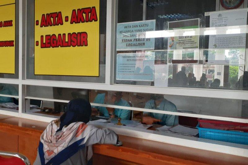 Disdukcapil Bandarlampung memaksimalkan empat loket percepat layanan