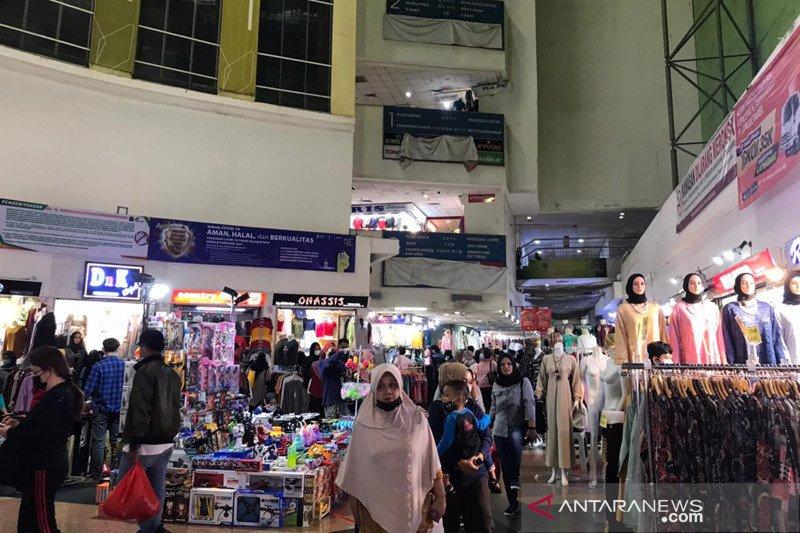 Wagub DKI ingatkan masyarakat rem belanja di pasar menjelang Lebaran