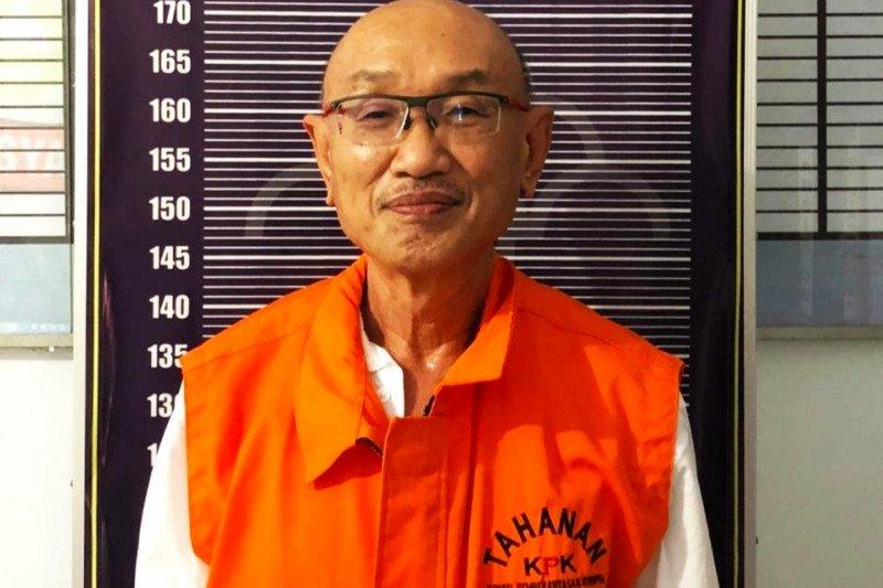 KPK limpahkan berkas perkara penyuap Nurdin Abdullah ke pengadilan