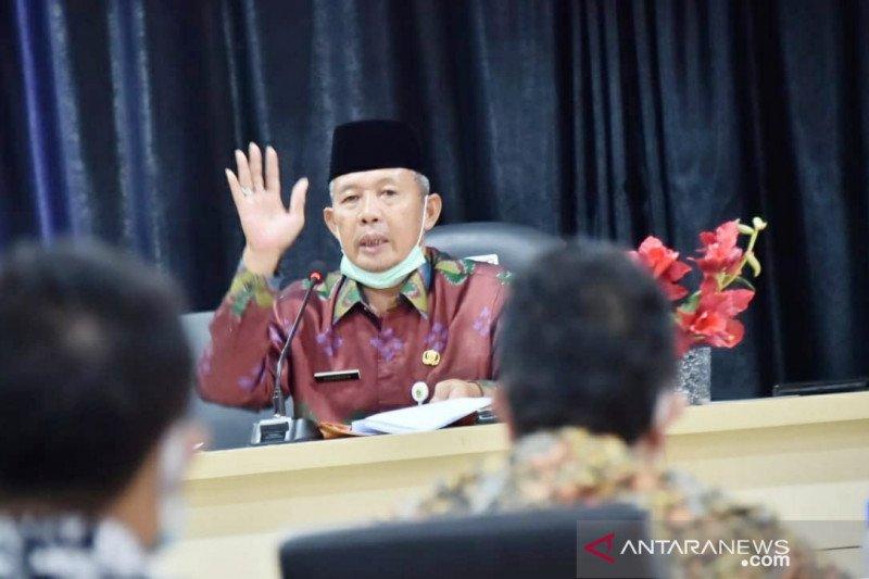 Sekda Bogor ingatkan kembali upaya kembangkan Geopark Pongkor