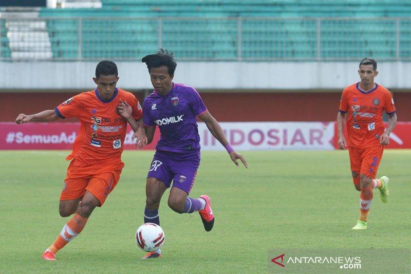 Alta Ballah wakili Persita dalam TC Timnas Indonesia