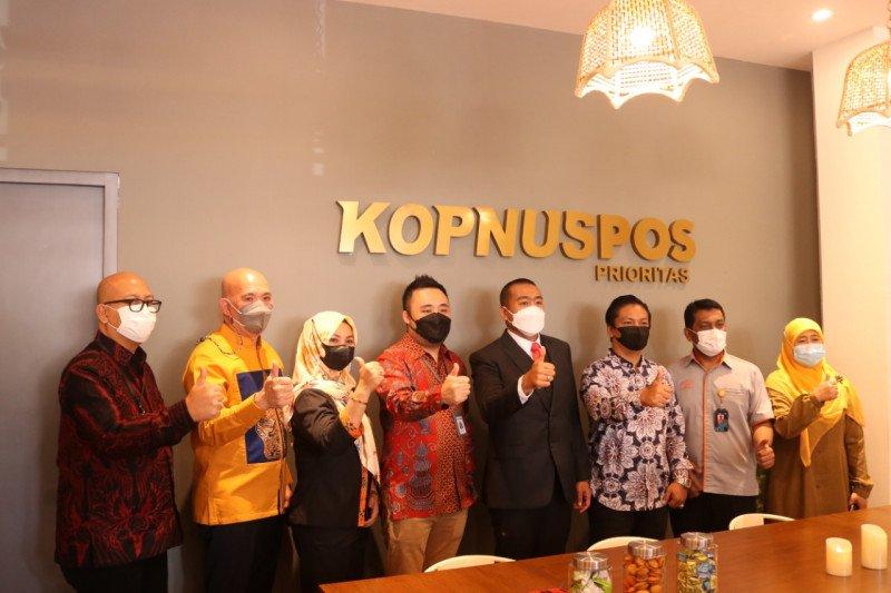 Rumah Kopnuspos Prioritas buka di Padang, Palembang, dan Banjarbaru