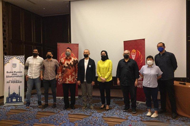 Perbasi ajukan tambahan pemain naturalisasi untuk FIBA Asia Cup 2021