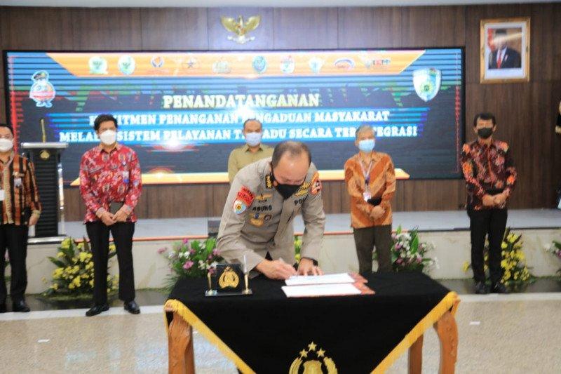 Polri gandeng 9 pengawas eksternal mantapkan program Presisi