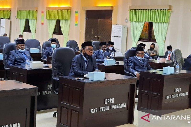 DPRD Wondama sahkan pemenang Pilkada 2020