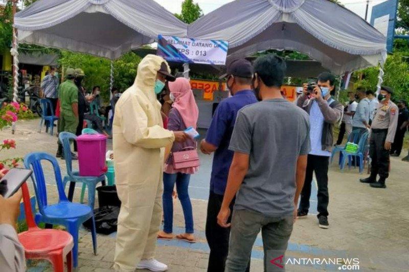KPU Banjarmasin: Partisipasi pemilih di PSU terpantau cukup baik