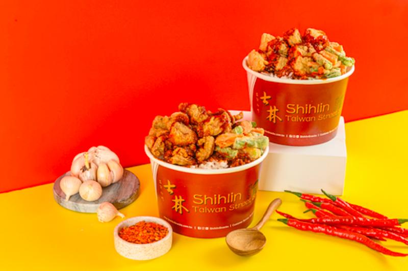 Bisa untuk berbuka puasa, Shihlin hadirkan makanan berat bumbu Korea