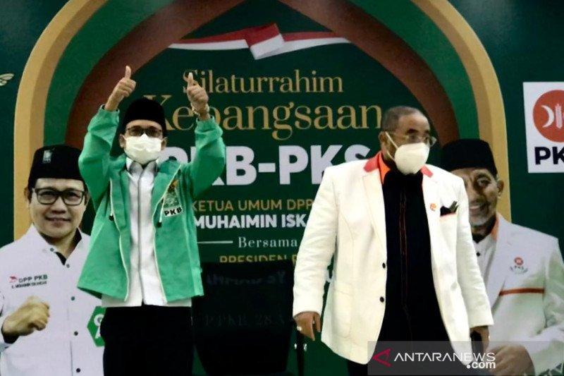 PKB dan PKS bahas strategi bantu rakyat yang terdampak pandemi bangkit