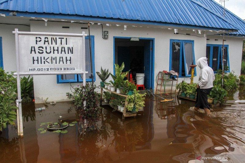 Pekanbaru berstatus tanggap darurat banjir