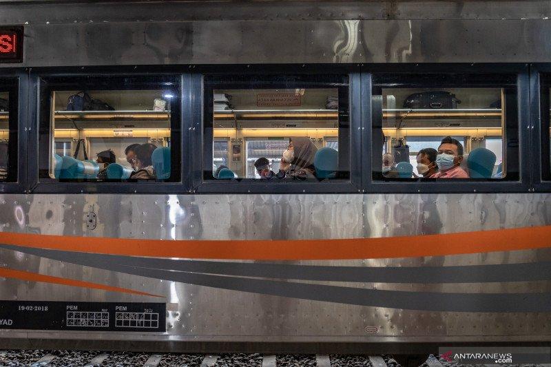 KAI layani penumpang yang dikecualikan pada masa peniadaan mudik