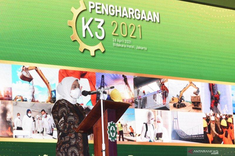 Penghargaan K3 2021